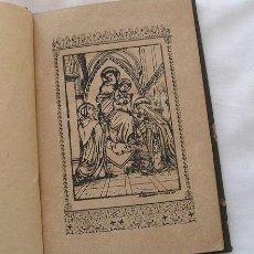 Libros antiguos: RAMILLETE DEL ROSARIO 1893 VERGARA. Lote 26288931
