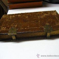 Libros antiguos: OFFICIUM IN EPIPHANIA DOMINI ET PER TOTAM OCTAVAM / AÑO 1718. Lote 26392357