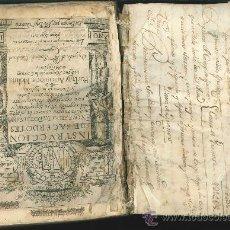Libros antiguos: SOBRE LA ALTEZA DEL SAGRADO OFICIO SACERDOTAL. FR. ANTONIO DE MOLINA, BURGOS, 1608. Lote 23837600
