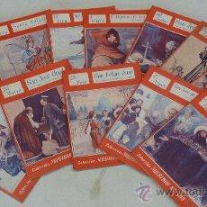 Libros antiguos: COLECCION DE 12 NUESTROS SANTOS. CADA UNO DEDICADO A UN SANTO DISTINTO.. Lote 27494151