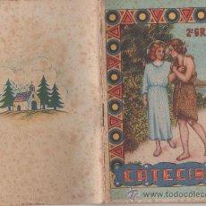 Libros antiguos: CATECISMO 2º GRADO - . Lote 27503211