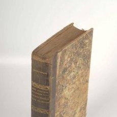 Libros antiguos: EL GENIO DEL CRISTIANISMO, POR EL VIZCONDE DE CHATEAUBRIAND, MADRID GASPAR Y ROIG EDITORES, AÑO 1853. Lote 27942427