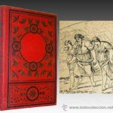 Libros antiguos: 1891 - BIBLIA PARA NIÑOS - BONITOS GRABADOS - EN FRANCES. Lote 27945537
