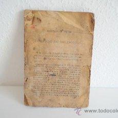 Libros antiguos: LIBRO ANTIGUO AÑO 1886 SECRETARIA DE CAMARA DEL OBISPADO DE SALAMANCA. Lote 28007436