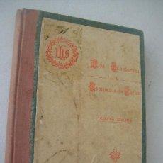 Libros antiguos: FLOS SANCTORUM DE LA COMPAÑIA DE JESÚS-JUAN ISEN-1932-TIPOGRAFÍA CATÓLICA, CASALS. Lote 28229655