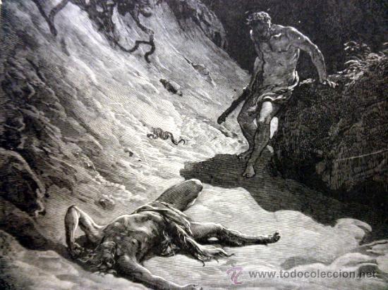 Libros antiguos: 1883 BIBLIA ILUSTRACIONES DE GUSTAVE DORE ESCENAS E HISTORIA PARA LOS JOVENES - Foto 13 - 28369599