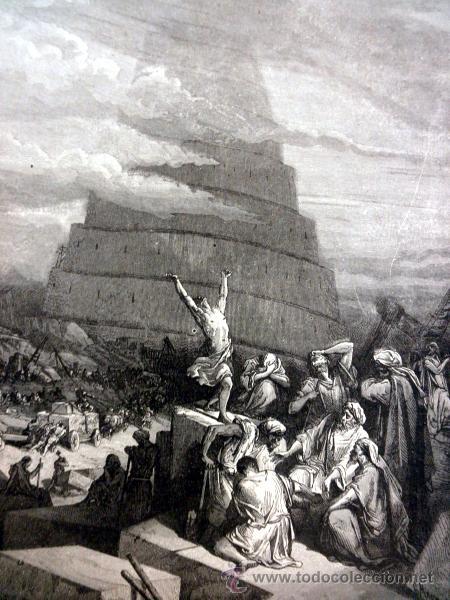 Libros antiguos: 1883 BIBLIA ILUSTRACIONES DE GUSTAVE DORE ESCENAS E HISTORIA PARA LOS JOVENES - Foto 14 - 28369599