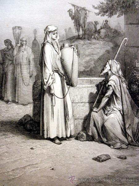 Libros antiguos: 1883 BIBLIA ILUSTRACIONES DE GUSTAVE DORE ESCENAS E HISTORIA PARA LOS JOVENES - Foto 16 - 28369599