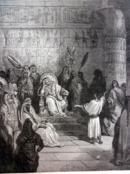 Libros antiguos: 1883 BIBLIA ILUSTRACIONES DE GUSTAVE DORE ESCENAS E HISTORIA PARA LOS JOVENES - Foto 17 - 28369599