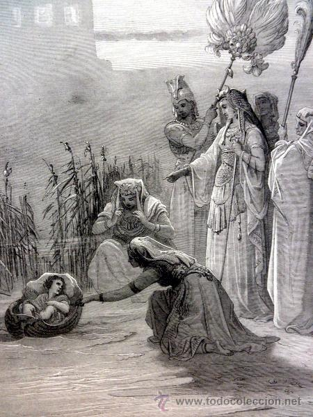 Libros antiguos: 1883 BIBLIA ILUSTRACIONES DE GUSTAVE DORE ESCENAS E HISTORIA PARA LOS JOVENES - Foto 18 - 28369599