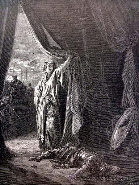 Libros antiguos: 1883 BIBLIA ILUSTRACIONES DE GUSTAVE DORE ESCENAS E HISTORIA PARA LOS JOVENES - Foto 19 - 28369599