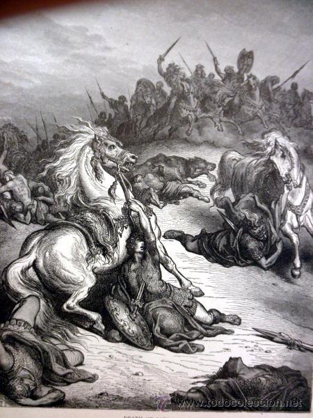 Libros antiguos: 1883 BIBLIA ILUSTRACIONES DE GUSTAVE DORE ESCENAS E HISTORIA PARA LOS JOVENES - Foto 20 - 28369599