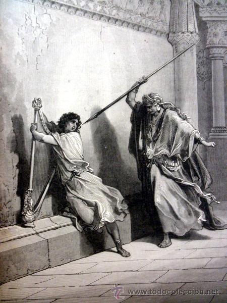 Libros antiguos: 1883 BIBLIA ILUSTRACIONES DE GUSTAVE DORE ESCENAS E HISTORIA PARA LOS JOVENES - Foto 21 - 28369599