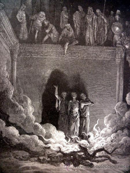 Libros antiguos: 1883 BIBLIA ILUSTRACIONES DE GUSTAVE DORE ESCENAS E HISTORIA PARA LOS JOVENES - Foto 26 - 28369599
