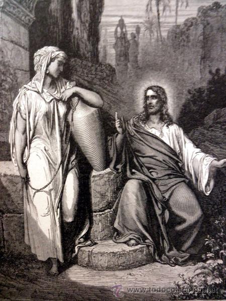 Libros antiguos: 1883 BIBLIA ILUSTRACIONES DE GUSTAVE DORE ESCENAS E HISTORIA PARA LOS JOVENES - Foto 29 - 28369599