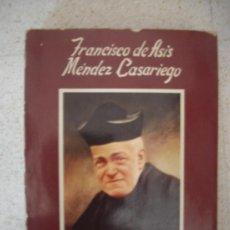 Libros antiguos: FRANCISCO DE ASÍS MÉNDEZ CASARIEGO. QUIÉN ES MI PRÓJIMO. CRÓNICA DE MADRID DEL SIGLO XIX. Lote 28551596