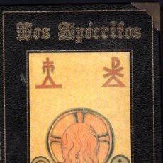 Libros antiguos: LOS APÓCRIFOS Y OTROS LIBROS PROHIBIDOS. JOSÉ MARÍA KAYDEDA, GRUPO LBRO 88, MADRID 1992. Lote 28770098