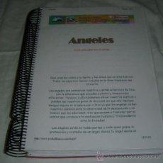 Libros antiguos: GRAN RECOPILACION DE ARTICULOS Y COMENTARIOS SOBRE LOS ANGELES. Lote 29178332