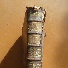 Libros antiguos: LIBRO EL GRAN DICCIONARIO DE LA BIBLIA. 1740. EN FRANCES.. Lote 30482284
