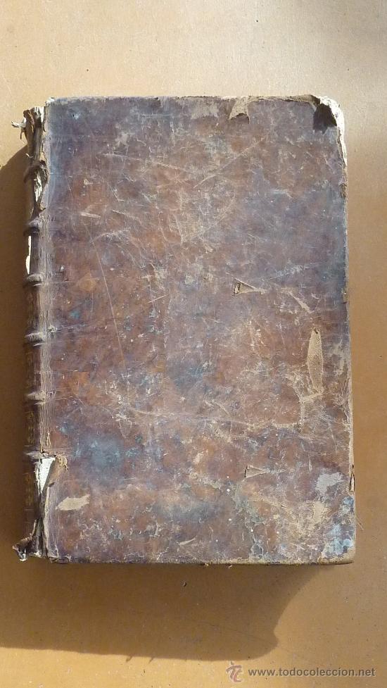 Libros antiguos: libro El gran diccionario de la Biblia. 1740. En frances. - Foto 3 - 30482284
