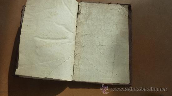 Libros antiguos: libro El gran diccionario de la Biblia. 1740. En frances. - Foto 16 - 30482284