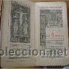 Libros antiguos: OFICIO DEL DOMINGO Y PARA LAS PRINCIPALES FESTIVIDADES DEL AÑO. Lote 30407685