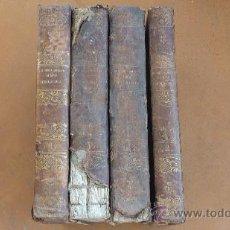Libros antiguos: 4 TOMOS. SUMMA THEOLOGICA. COMPLETO. 1841. DE PETRI LOMBARDI. . Lote 30501503