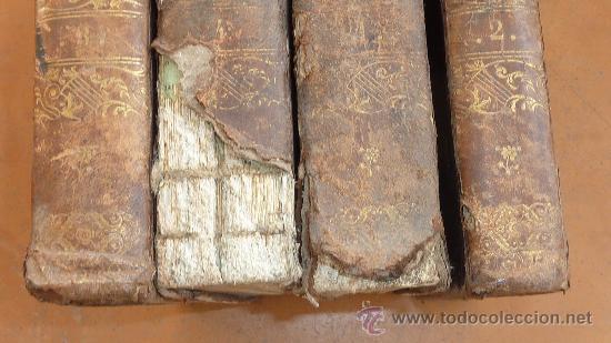 Libros antiguos: 4 tomos. Summa theologica. Completo. 1841. De Petri Lombardi. - Foto 3 - 30501503