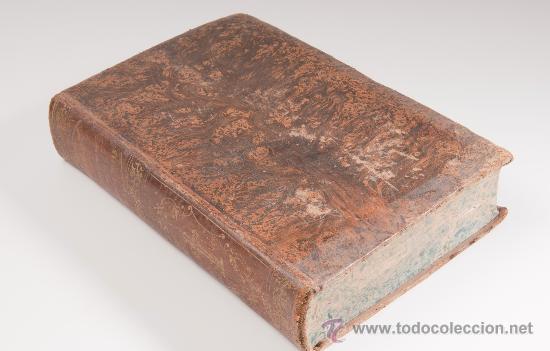 LIBRO PRONTUARIO DE LA TEOLOGÍA MORAL POR FRANCISCO LÁRRAGA, AÑO 1854 (Libros Antiguos, Raros y Curiosos - Religión)