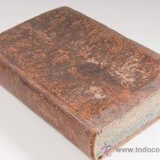 Libros antiguos: LIBRO PRONTUARIO DE LA TEOLOGÍA MORAL POR FRANCISCO LÁRRAGA, AÑO 1854. Lote 50390214