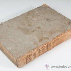 Libros antiguos: LIBRO LUZ DE VERDADES CATHOLICAS Y EXPLICACIÓN DE LA DOCTRINA CHRISTIANA,J.MARTINEZ DE LA PARRA,1722. Lote 30985821