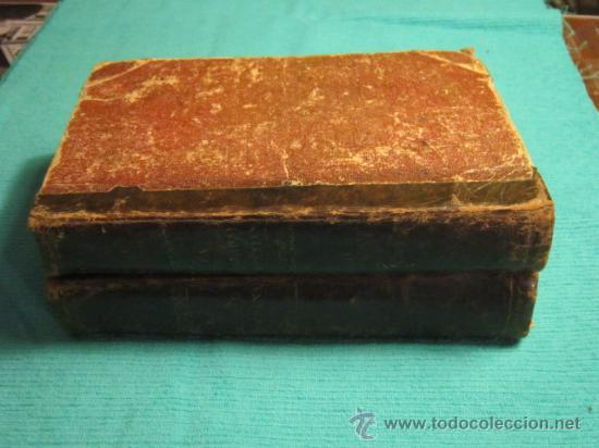 LA CARIDAD CRISTIANA. DOS VOLÚMENES. ENRIQUE PEREZ ESCRICH. 1864. (Libros Antiguos, Raros y Curiosos - Religión)