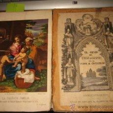 Libros antiguos: EL GENIO DEL CRISTIANISMO (CHATEAUBRIAND) TRADUCCION DE RAMON ORTEGA Y FRIAS 1879 LEER DESCRIPCION. Lote 31163286