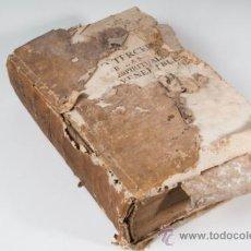 Libros antiguos: LIBRO VIDA Y OBRAS ESPIRITUALES DEL VENERABLE MAESTRO FRAY LUIS DE GRANADA, TOMO TERCERO, AÑO 1753. Lote 31172085