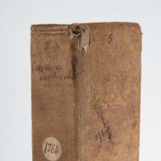 Libros antiguos: RARO EJEMPLAR- LIBRO EL CAVALLERO INSTRUIDO Y LA SEÑORA INSTRUIDA, GUILLERMO DORELL YNGLES, AÑO 1744. Lote 31172951