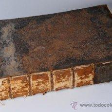 Libros antiguos: LIBRO SANCTI THOMAE AQUINATIS IN TRES PARTES - EDITIO NOUISSIMMA, AÑO 1640. Lote 31349327