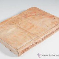 Libros antiguos: LIBRO LA INOCENCIA VINDICADA, SEGUNDA IMPRESSION, FRAY JUAN DE LA ANUNCIACIÓN, AÑO DE 1698. Lote 31350294