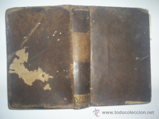 AUTORES SELECTOS SAGRADOS, CRISTIANOS Y PROFANOS PARA USO DE LOS ALUMNOS DE LATINIDAD Y 1869 RM57555 (Libros Antiguos, Raros y Curiosos - Religión)