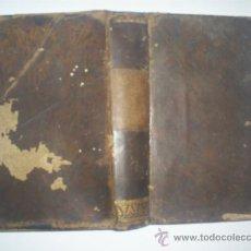 Libros antiguos: AUTORES SELECTOS SAGRADOS, CRISTIANOS Y PROFANOS PARA USO DE LOS ALUMNOS DE LATINIDAD Y 1869 RM57555. Lote 31389868