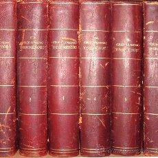 Libros antiguos: EL CRISTIANISMO Y SUS HÉROES -LL-. Lote 31396526