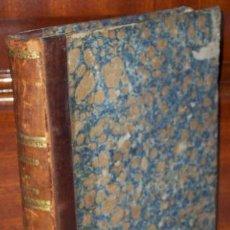 Libros antiguos: EL SACROSANTO Y ECUMÉNICO CONCILIO DE TRENTO POR IGNACIO LÓPEZ DE AYALA DE LIB. CALLEJA MADRID 1856. Lote 31552468