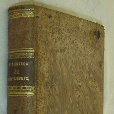 Libros antiguos: BIBLIOTECA SELECTA PREDICADORES-PEDRO M.DE TORRECILLA-MISTERIOS Y FESTIVIDADES DE JESUCRISTO PARIS 1. Lote 31710194