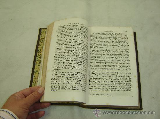 Libros antiguos: BIBLIOTECA SELECTA PREDICADORES-Pedro M.de Torrecilla-MISTERIOS Y FESTIVIDADES DE JESUCRISTO Paris 1 - Foto 2 - 31710194
