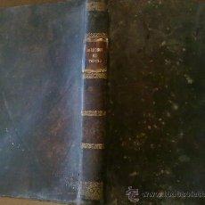 Libros antiguos: SERMONES DE TRENTO - PLÁTICAS MORALES Y PANEGÍRICOS DEL EX-JESUITA GERÓNIMO TRENTO. Lote 31830798
