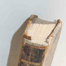 Libros antiguos: OFICIO DE LA SEMANA SANTA, SEGUN EL MISAL, Y BREVIARIO ROMANOS. Lote 31898260