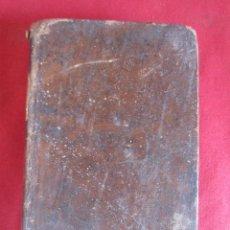 Libros antiguos: OFICIO DE LA SEMANA SANTA - 1793. Lote 32029956