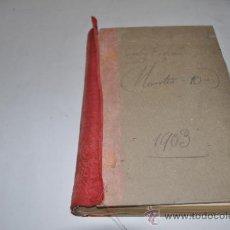 Libros antiguos: BOLETÍN DEL ARZOBISPADO DE SANTIAGO DE COMPOSTELA.AÑO XLII-TOMO XLII. RA1083. Lote 32031775
