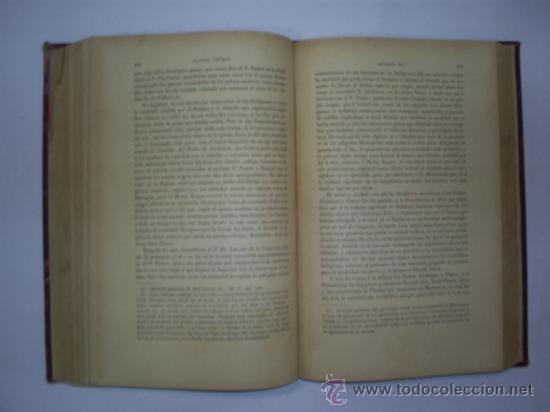 Libros antiguos: Apostolado Seráfico en Marruecos ó sea Historia de las Misiones Franciscanas en aquel 1896 RM57961-V - Foto 4 - 32111296