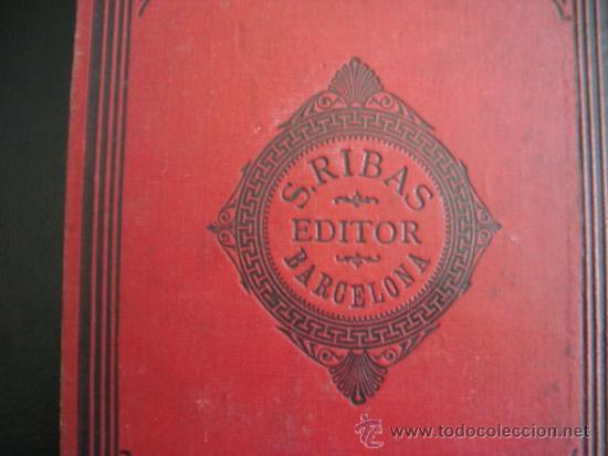 Libros antiguos: La Tierra Santa ó Palestina. 1896.salvador ribas ed. - Foto 2 - 32211590