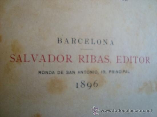 Libros antiguos: La Tierra Santa ó Palestina. 1896.salvador ribas ed. - Foto 5 - 32211590